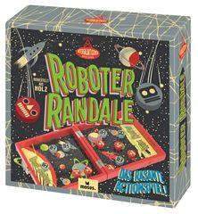 Bild von Prof Puzzle Roboter Randale, VE-1