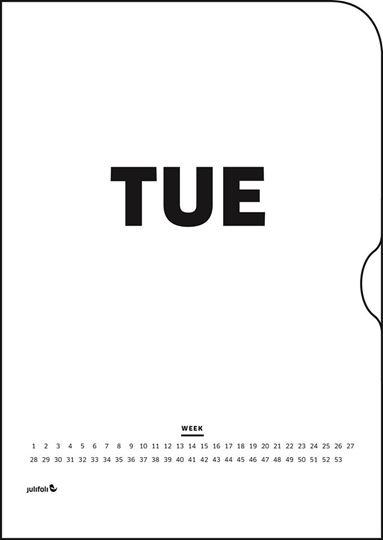 Bild von TYPOGRAPHY WEEK Tuesday, VE-10