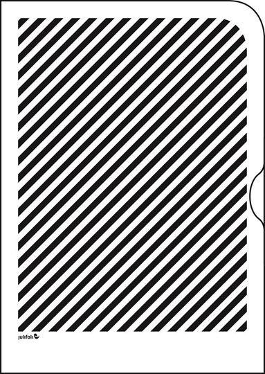 Immagine di Sonderedition Streifen schwarz, VE-10