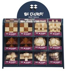 Bild von Be clever! Smart Puzzles Natur, VE-12