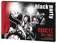 Picture of black party Varieté des Todes, VE-1