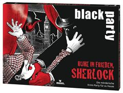 Picture of black party Ruhe in Frieden, Sherlock, VE-1