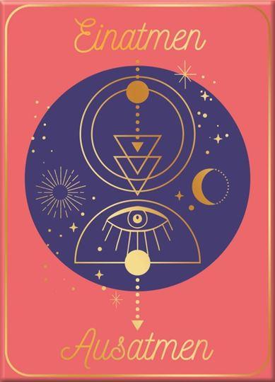 Image sur Omm for you Magnet  Atmen, VE-3