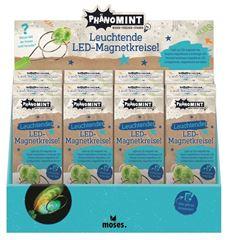 Picture of PhänoMINT Leuchtender LED-Magnetkreisel VE 8